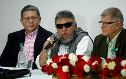 Colombian FARC Leader Arrested on Drug Trafficking Charge