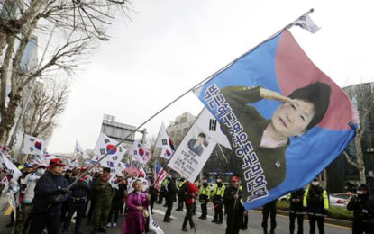 Ex-South Korean President Park Has One Week to Appeal to 24-Year Sentence