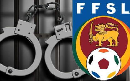 Former Finance Manager of the Football Federation of SL  Prabath Gunawardena to be Arrested?