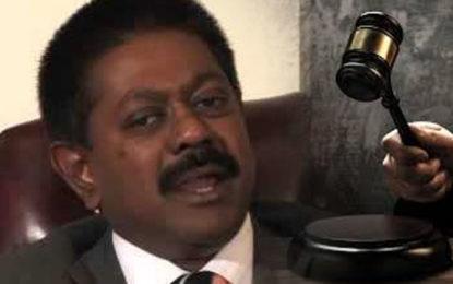 Open Warrant Re Issued on Jaliya Wickramasuriya