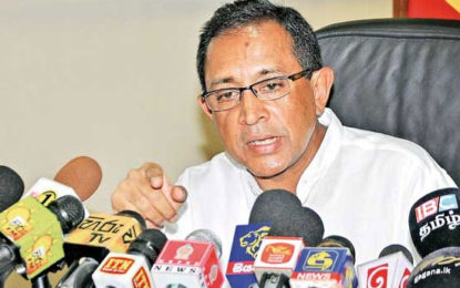 Minister Kabir Hashim Resigns…………