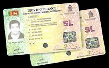Driving Licence Examination Through Digital System……