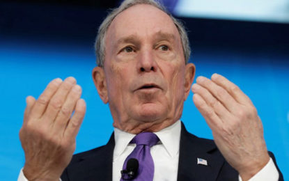 Climate Change: Michael Bloomberg offers $4.5m for Paris Deal