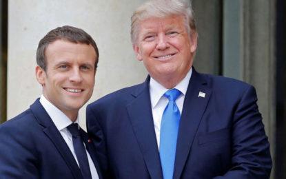 Trump & Macron Hint at New Iran Nuclear Deal