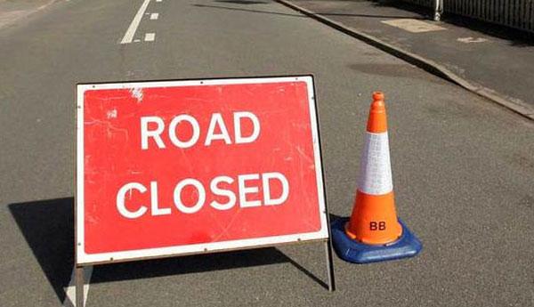 Colombo-Kandy Road Closure