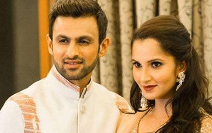 Sania Mirza, Shoaib Malik Set to Become Parents