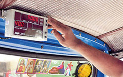 Meter is Compulsory in Three wheelers From 20th April