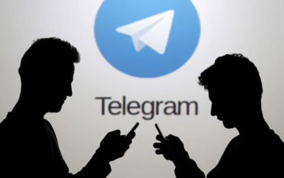 Russia Blocks Telegram Messenger