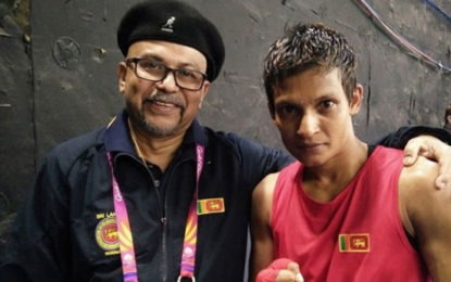 Anusha Wins Bronze Medal in 2018 Commonwealth Games