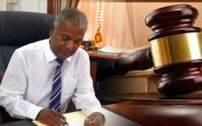 Court Summon Re-Issued on Former Secretary to the President