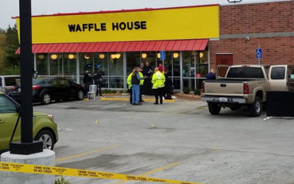 Tennessee Waffle House Shooting Suspect May be Armed, Police Say
