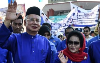 Former Malaysia PM Najib Razak Banned From Leaving Country