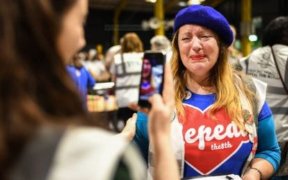 Irish abortion referendum: Exit polls suggest landslide for repeal
