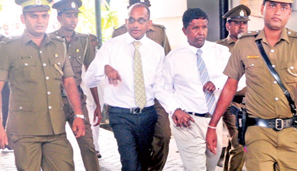 President's Former Chief of Staff & Ex-STC Chairman Further Remanded