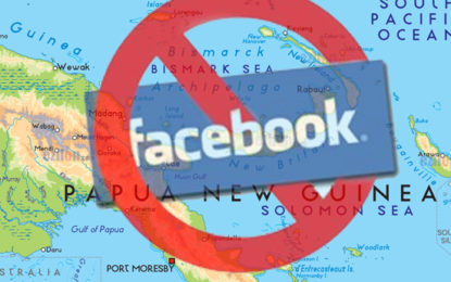 Papua New Guinea to Ban Facebook for a Month, Official Says