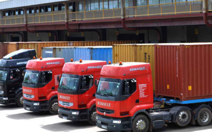 Container Charges to be Increased by 15%