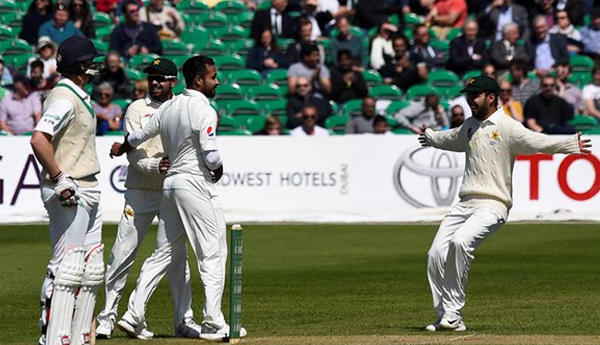 Ireland Facing Heavy Loss to Pakistan in Inaugural Test