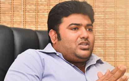 Deputy Speaker Post to SLFP MP Angajan Ramanathan