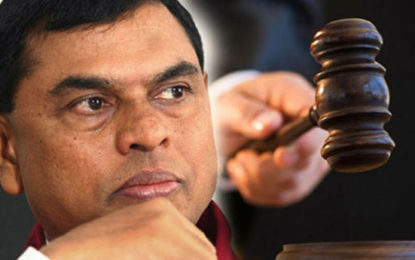 In Basil's Case Stay Order Extended Till 18th