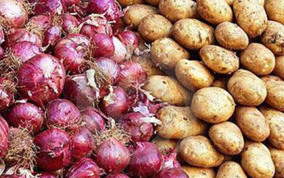 Special Commodity Tax Hike on Big Onions & Potatoes
