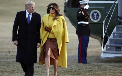First Lady Melania Trump Undergoes 'Successful' Procedure on Kidney Condition