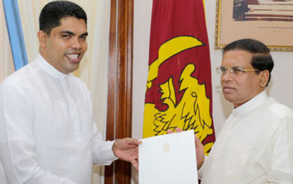 Shantha Bandara  Appointed as the New Chairman of STC