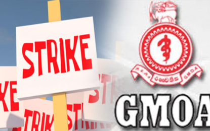 GMOA to Go onIsland-Wide Token Strike on May 17