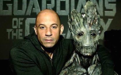VIN Diesel Happy About the Success of Avengers Infinity War.