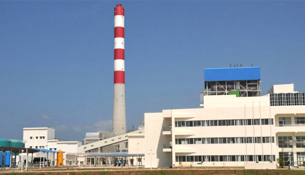 Inspection of Norochcholai Coal Plant By CEA