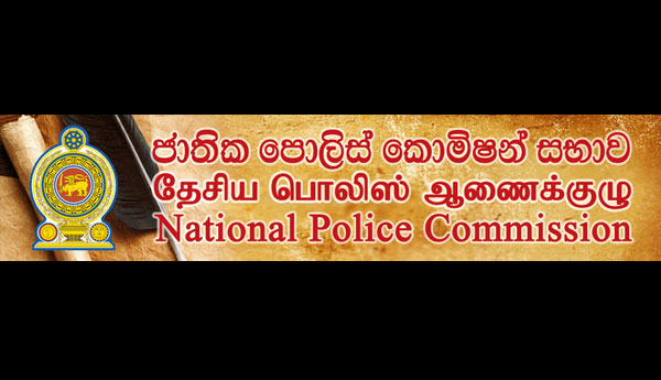 NPC Meets Today To Appoint A Director To Police Fcid .