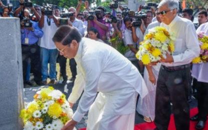 25th Death Anniversary of R. Premadasa Commemorated