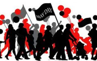 May Day Rallies Around the Island Today