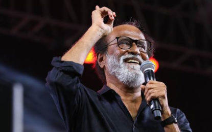 Rajinikanth: Kaala Has Politics but It's Not A Political Film