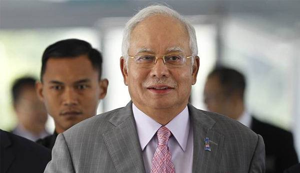 Former Malaysian PM Najib Razak Questioned By Anti-Graft Agency