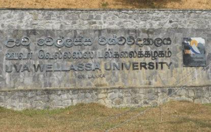 Postponed Uva Wellassa University Enrollment Exams on May 12