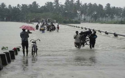 Due to Inclement Weather Death Toll Rises to 8 & Over 38,000 Affected