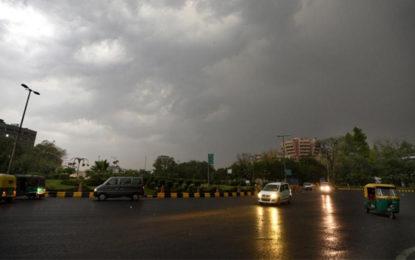 Dust Storm And Rain Hit Delhi, Bad Weather Kills Several Across India