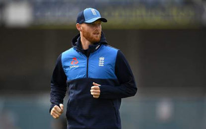 Stokes To Miss ODI Action Due To Hamstring Tear