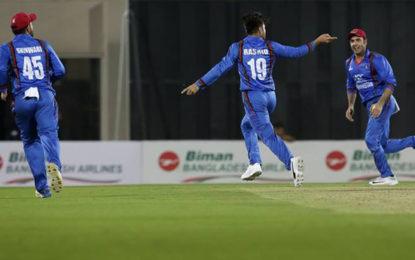 Afghanistan Vs Bangladesh: Rashid Khan Stars Yet Again As Afghanistan Clinch T20I Series