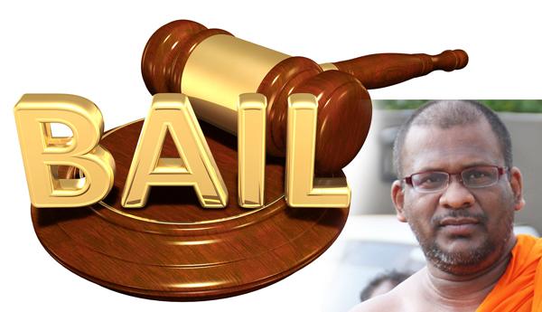 Bail Granted to Gnanasara