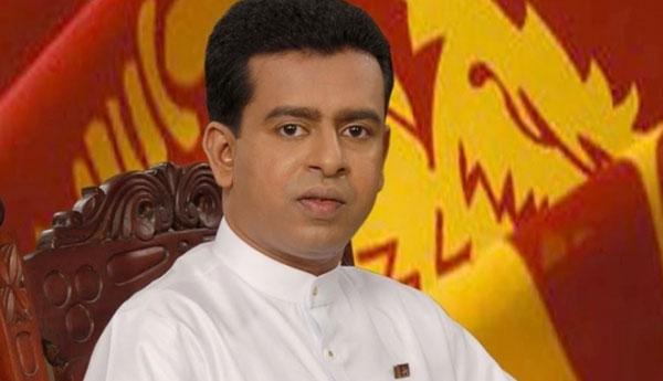 Buddika as Deputy Minister….