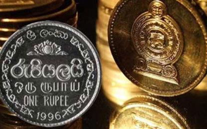 Sri Lankan Rupee Tumbles……..