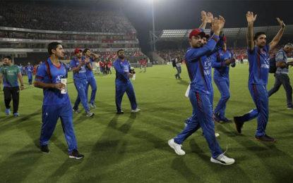 Afghanistan Beat Bangladesh in Last-Ball Thriller to Complete Whitewash in Dehradun