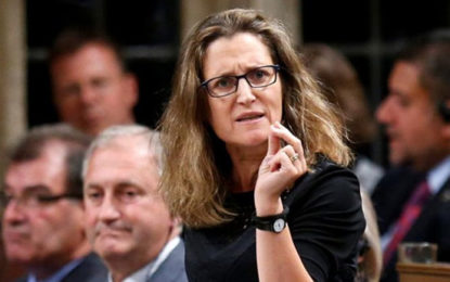 Canada Says Agreed With US to Keep NAFTA Alive, No TalksSet.