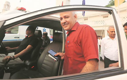 Recovering Fast, Will Try to Resume Work Today: ManishSisodia.