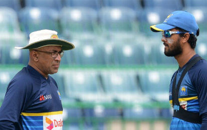 Chandimal, Sri Lanka Coach and Manager Admit To 'Serious' Code Violation