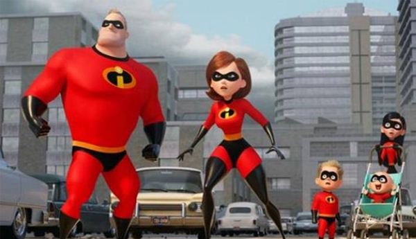 Incredibles 2 Movie Review: The Superhero Family Entertains Again