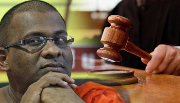 BBS Gnanasara TheraSentenced to Rigorous Imprisonment