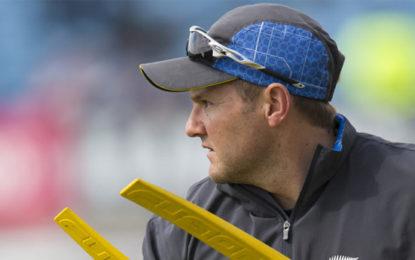 New Zealand Coach Mike Hesson Announces Shock Resignation