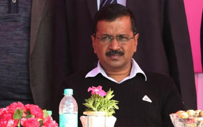 Arvind Kejriwalinterview: Will protest for as long as necessary for the rights ofpeople.